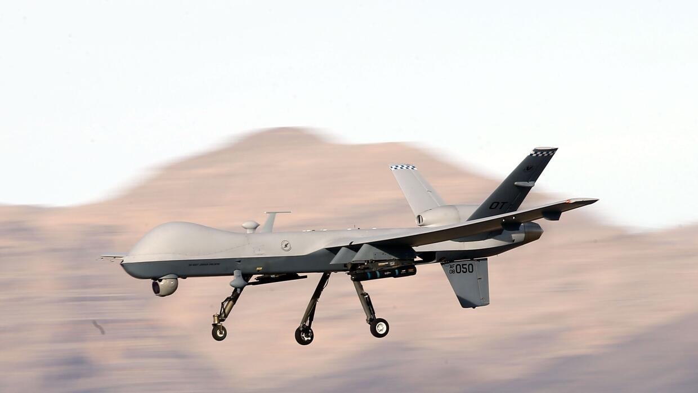 Drones utilizados para ataques aéreos