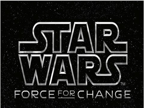 Cascos miniatura de soldados de Star Wars por los niños afectados...