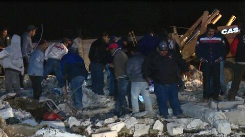 Al menos 14 muertos en una explosión de fuegos pirotécnicos en México, 1...