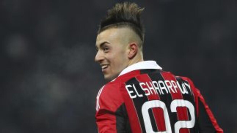 El joven delantero italiano extendió su vínculo con los 'rossoneri'.