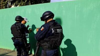 El rapto fue perpetrado por tres elementos de la secretaría de Seguridad...