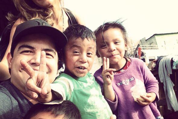 Yali y Orlando convivieron con unos pequeños de Guatemala. Lamentablemen...