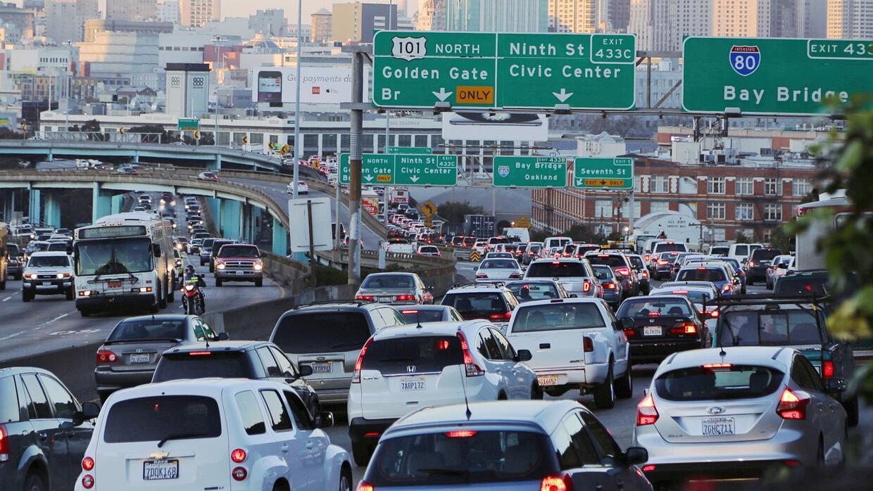 En ciudades grandes, un tercio de las emisiones de gases efecto invernad...