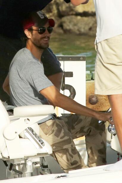 El nuevo bote de Enrique Iglesias