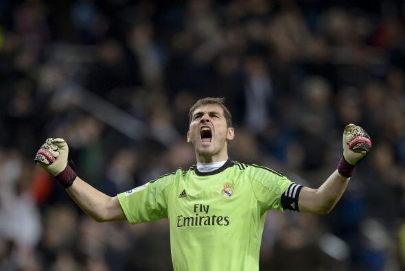 Ya no es sorprendente que Iker Casillas no reciba el tiempo de juego aud...