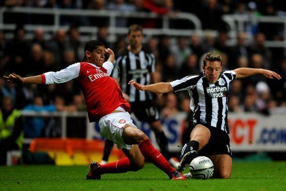 Los 'Gunners' tuvieron un duelo en teoría muy complicado ante el Newcastle.