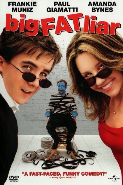Su fama pronto se extendió al cine, y Frankie actuó en 2002 con Amanda B...