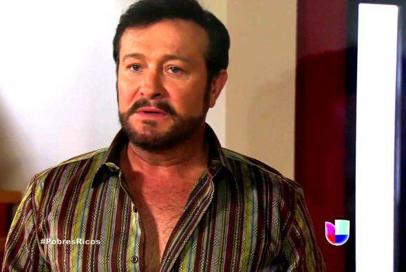 A Arturo Peniche no lo hemos dejado de ver en las telenovelas.