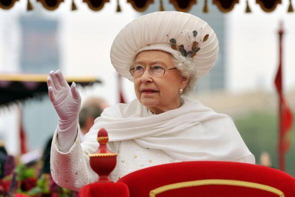Reino Unido celebra este año el 60 aniversario de la coronación de Isabe...