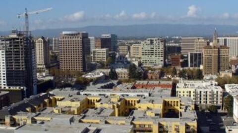 Silicon Valley, que aloja a muchas de las grandes corporaciones tecnol&o...