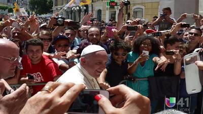 El Papa Francisco visitará Estados Unidos