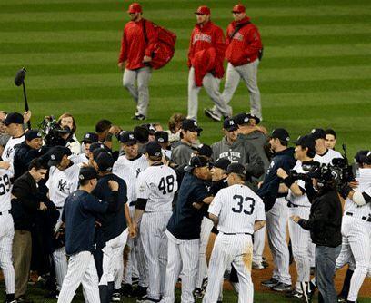 El comienzo del sueñoEl sueño comenzó el 26 de octubre cuando los Yankee...