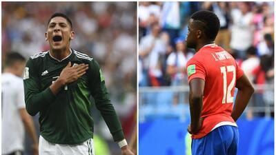México da la cara por Concacaf en Rusia