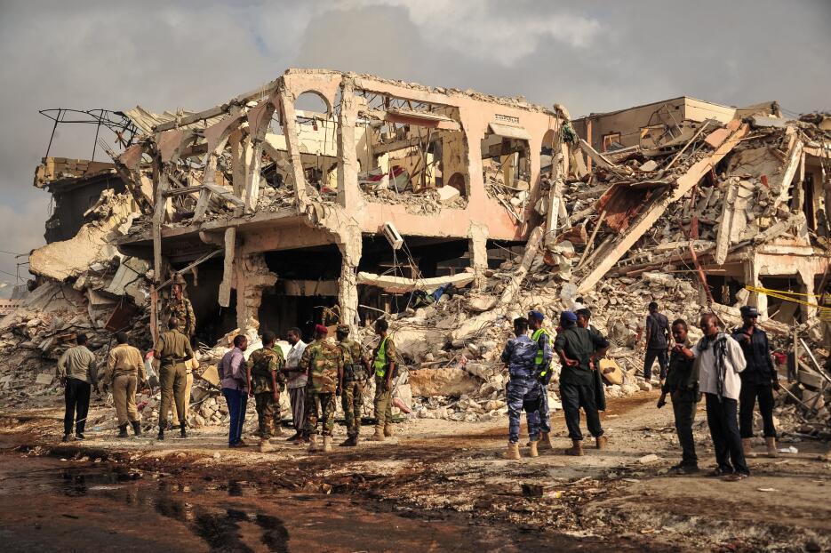 En fotos: Somalia sufre el peor atentado de su historia; hay más de 270...