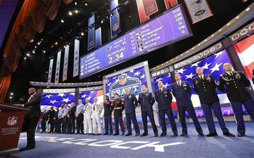 Militares de los Estados Unidos dieron a conocer la selección de los Chi...