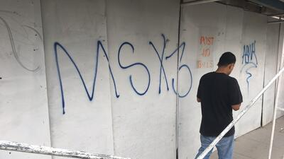 En fotos: los parques de la MS-13 en su bastión en Los Ángeles