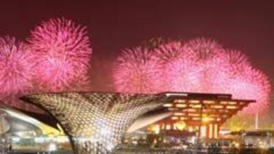 Con una fastuosa ceremonia se inauguró la Exposición Universal de Shangh...