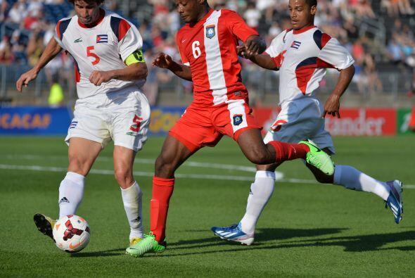 Cuba hizo un partido perfecto tanto en defensa como en ataque, la última...