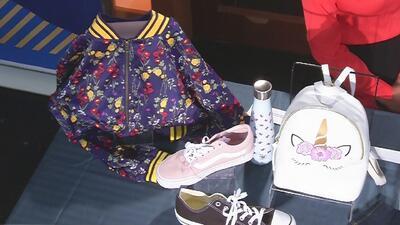 Tendencias de moda en ropa y accesorios para el regreso a la escuela
