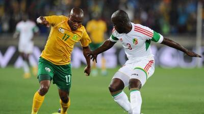 Sudáfrica le dijo no a organizar la Copa África si es que Marruecos no c...