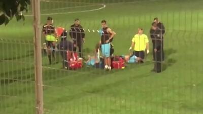A balazo limpio, atacan a unos futbolistas en pleno juego en México