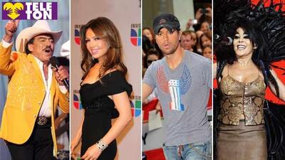 Muchos famosos se unen al Teletón