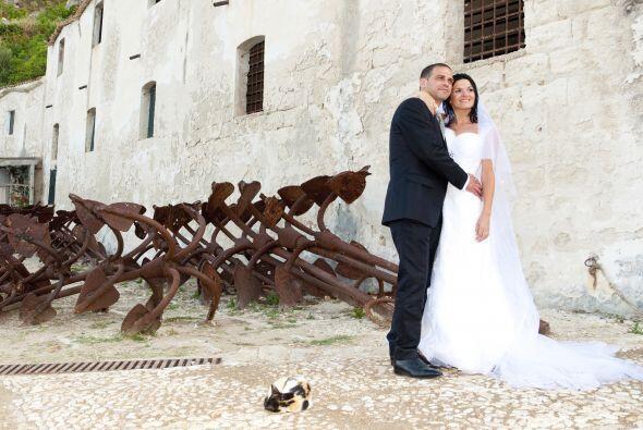 Si quieres una boda romántica, clásica y 'glamourosa' inspirada en el es...