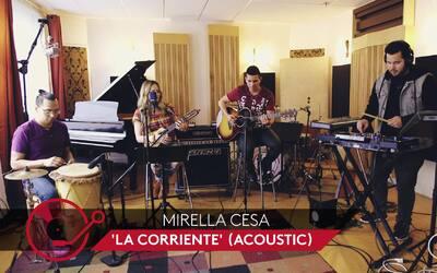 Mirella Cesa: 'La Corriente' (Acoustic)