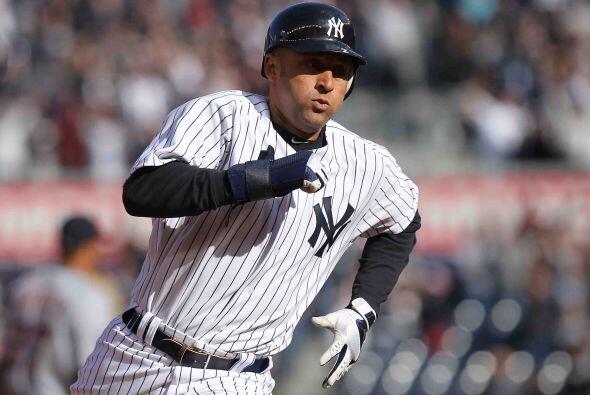 El capitán de los Yankees, el soltero más codiciado de la 'Gran Manzana'...