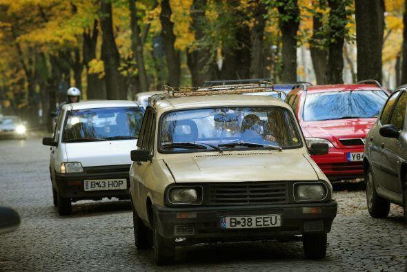 Otros modelos que inspiran nostalgia son los de Dacia, firma rumana crea...