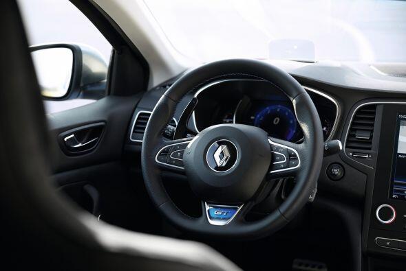 Renault Megane GT 2016