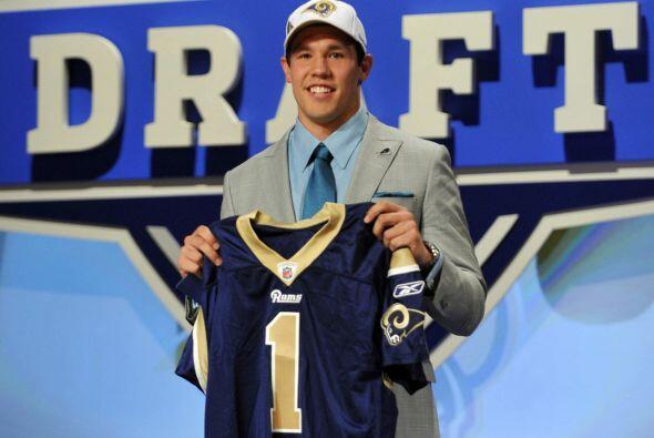 17. Sam Bradford (2010).- St. Louis Rams.