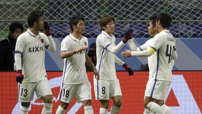 Kashima Antlers, primer equipo asiático en ser finalista de Mundial de Clubes