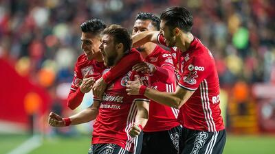 Xolos eliminó al América y clasificó a cuartos de final de la Copa MX