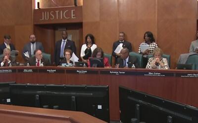 Activistas se reunieron con el alcalde de Houston para pedirle acciones...