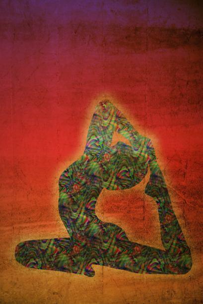 El equilibrio de los chakras es un proceso que abarca todo el cuerpo, pe...