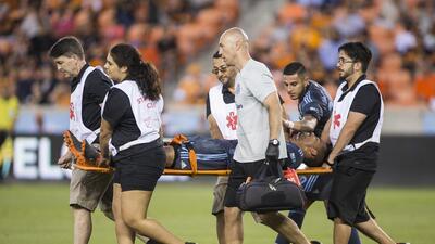 """""""El tema no se ve bien"""": preocupación en New York City FC por la lesión de Yangel Herrera"""