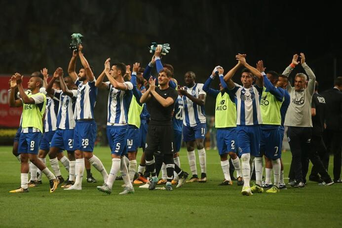 Liga NOS / Sporting Braga 0-[1] Porto: Jesús Tecatito Corona marcó el ún...