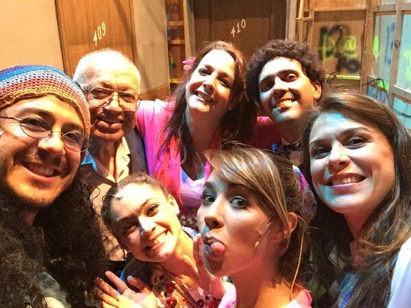 Actores Una familia de 10 Galavisión