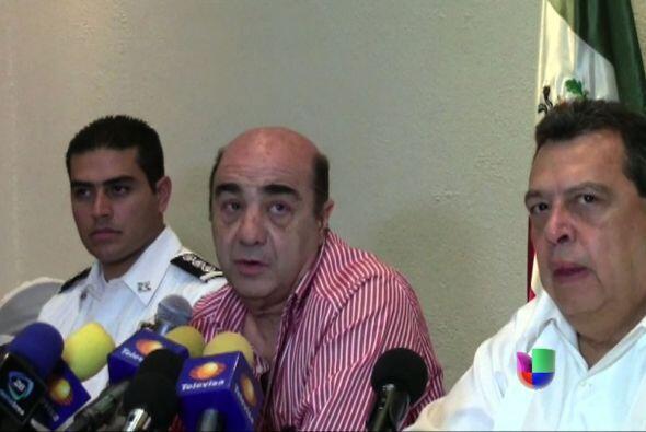 Autoridades mexicanas afirmaron haber detenido a seis personas que confe...