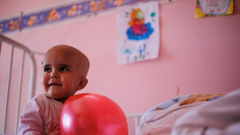 En Estados Unidos, el porcentaje de supervivencia a la leucemia linfoblá...
