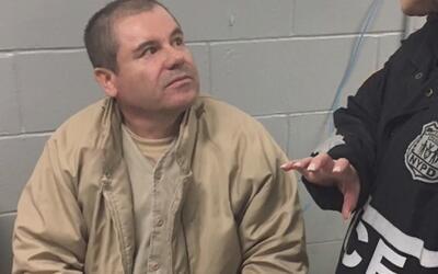 Joaquín 'El Chapo' Guzmán vuelve a Corte bajo estrictas medidas de segur...