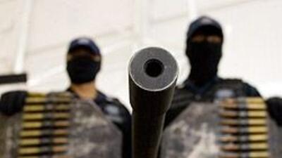 Ejército mexicano ha decomisado más de 56 mil armas al narco durante era...
