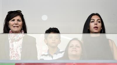 Un nuevo desencuentro entre la mamá de Cristiano y Georgina