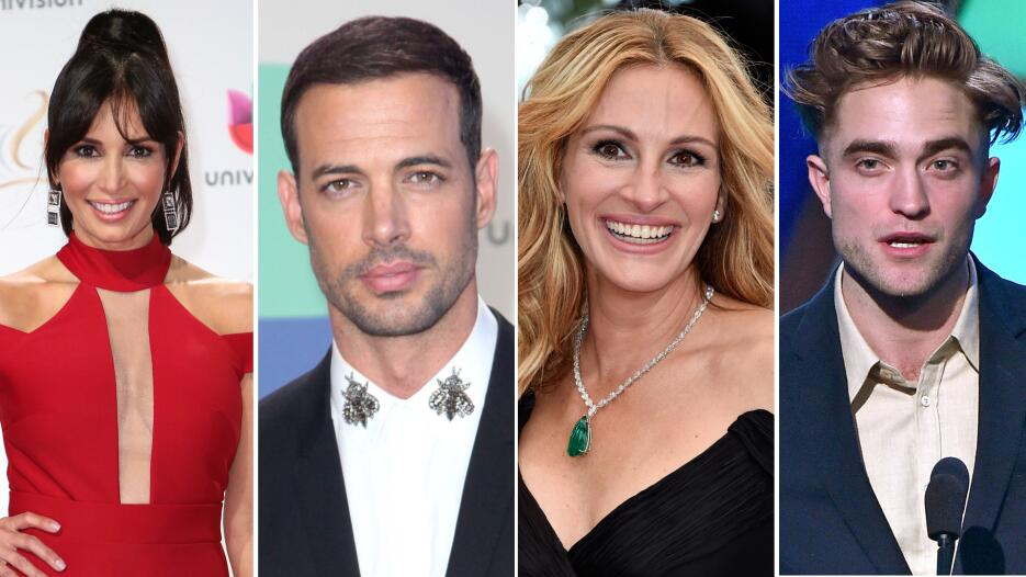 Giselle Blondet; William Levy; Julia Roberts, Robert Pattison