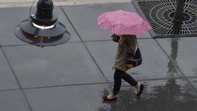 Día inestable con posibilidad de lluvias, el pronóstico del tiempo este miércoles en Chicago