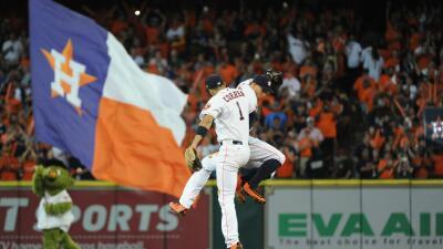 Los Astros podrían definir este lunes, si se imponen en el cuarto juego.