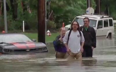 ¿Cómo se prepara Houston para las tormentas que se avecinan?