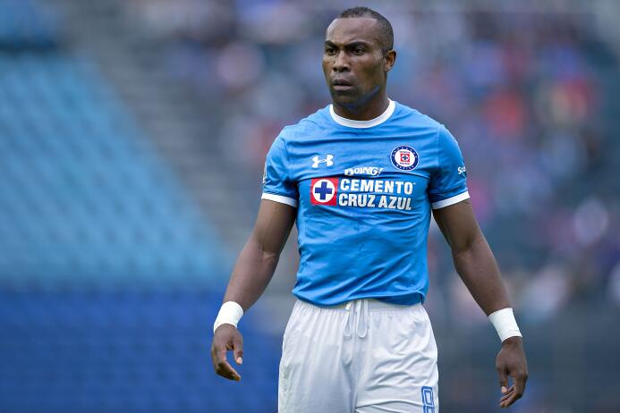 Una nueva oportunidad para Joffre Guerrón en la Liga MX estaría muy cerc...