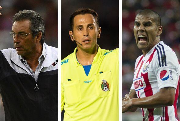 Ya sean jugadores, ex jugadores, entrenadores o directivos; estas figura...